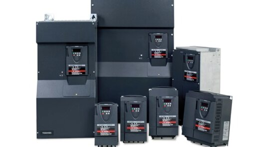 Toshiba VFAS1 High Performance Inverters