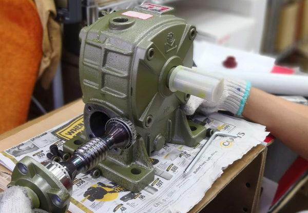 Mechanical Engineering - Components Repair